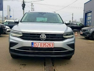second-hand VW Tiguan 1.5