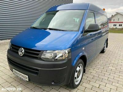 second-hand VW Caravelle Transporter