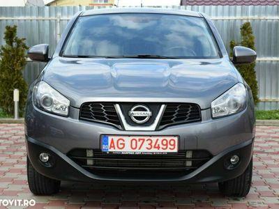 second-hand Nissan Qashqai 2.0