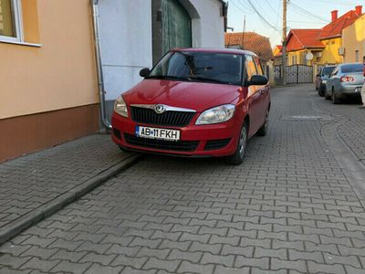 second-hand Skoda Fabia II