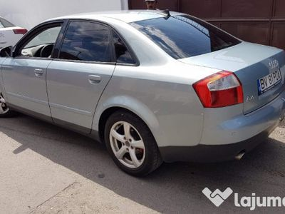 second-hand Audi A4 2002