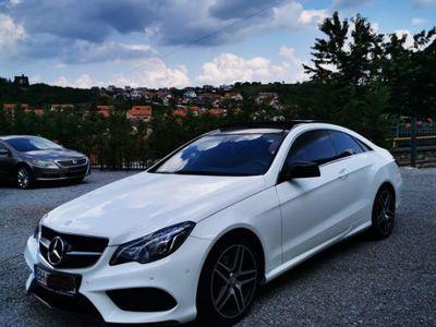 second-hand Mercedes E320 E