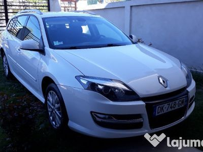 second-hand Renault Laguna 09/2014 full /1.5dci /navi/alb perlat