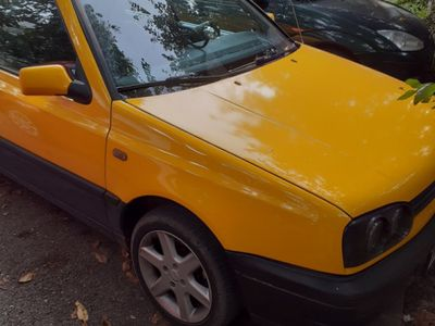 second-hand VW Golf III 1,9 TDI