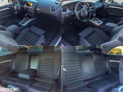 second-hand Audi A5 Automata Sport Coupe 177 Cp Xenon 2014