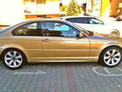 second-hand BMW 318 CI (coupe) e46 + GPL
