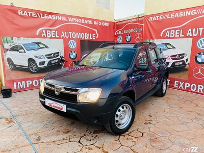 second-hand Dacia Duster An 2012 Motor 1,6 Benzina Euro 5