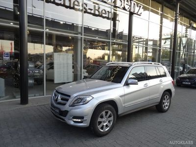 second-hand Mercedes GLK220 CDI 4MATIC