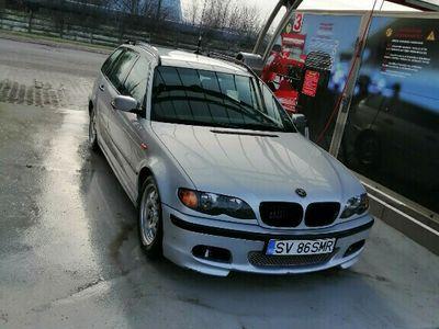 second-hand BMW 320 d 2004