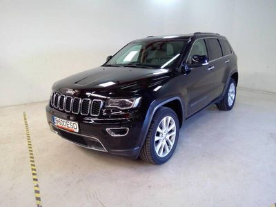 second-hand Jeep Grand Cherokee 3.0TD 250cp Automatic 4WD Limited