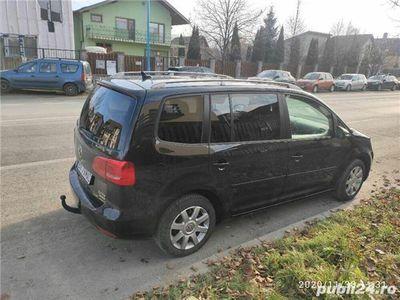 second-hand VW Touran Cross