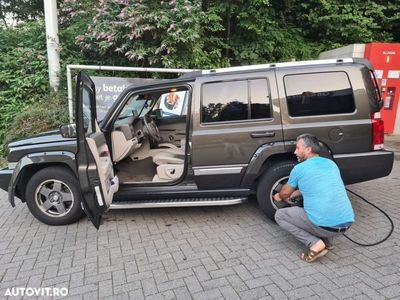 second-hand Jeep Commander