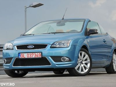 second-hand Ford Focus Cabriolet
