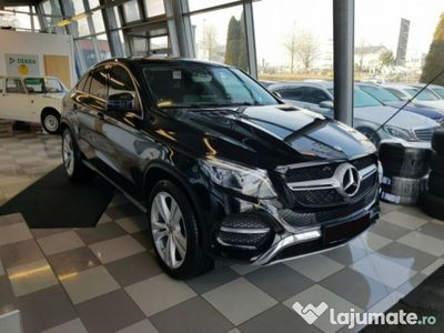 second-hand Mercedes GLE350 Coupe4Matic Panoramic Air Suspension
