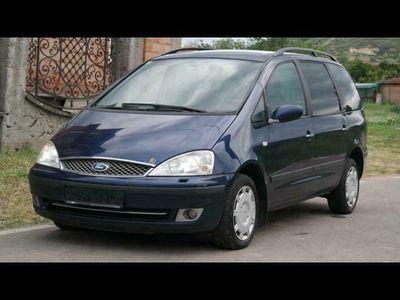second-hand Ford Galaxy ( Vw Sharan Seat Alhambra ) - an 2004, 1.9 Tdi