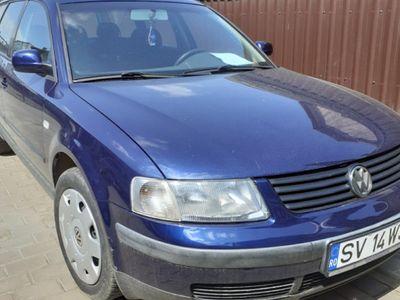 second-hand VW Passat 1,9 diesel
