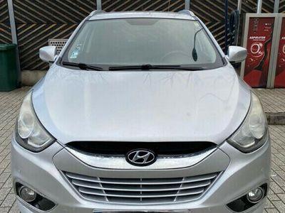 second-hand Hyundai ix35 benzina /GPL