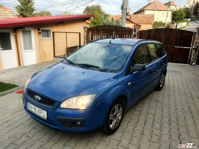 second-hand Ford Focus din 2008 1.6tdci