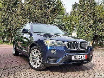 second-hand BMW X3 2016 xDrive 190 CP EU 6
