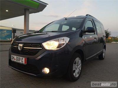 second-hand Dacia Dokker 1.6 benzina+gpl an 05/2017 euro 6 navigatie