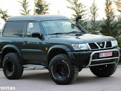 second-hand Nissan Patrol ver-3-0-tdi