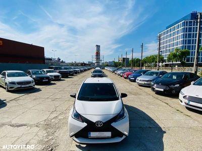 second-hand Toyota Aygo