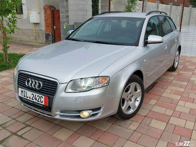 second-hand Audi A4 1.9