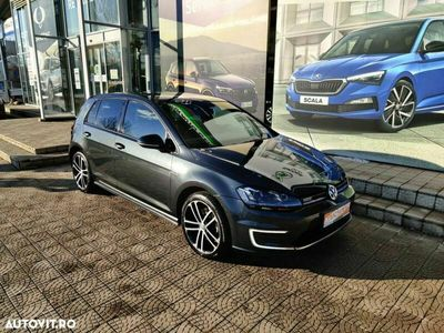 second-hand VW Golf 1.4