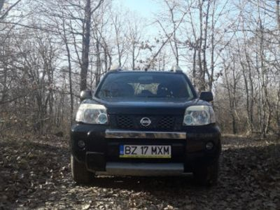 second-hand Nissan X-Trail 140cp
