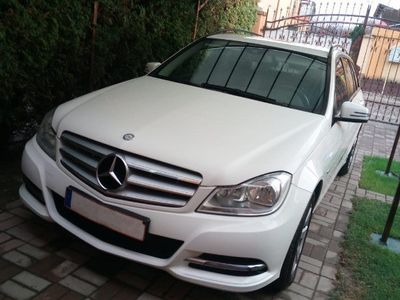 second-hand Mercedes C180 CDI Elegance Break