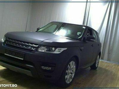 second-hand Land Rover Range Rover Sport 3.0