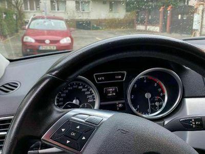second-hand Mercedes ML250 Bluetech