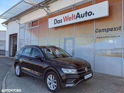 second-hand VW Tiguan Comfortline 2,0 TDI DSG 4M