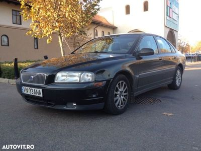 second-hand Volvo S80 2.4