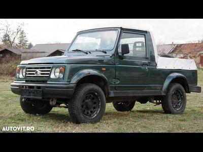 second-hand Suzuki Samurai 4x4
