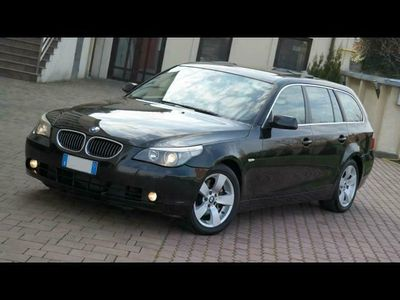 second-hand BMW 530 E61 530d / xd Xdrive 4x4 - an 2007, 3.0d (Diesel)