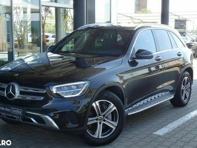 second-hand Mercedes 200 GLC