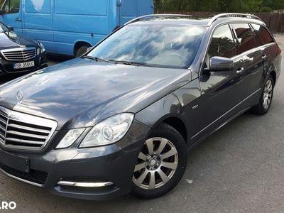 brugt Mercedes E220