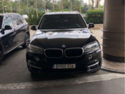 second-hand BMW X5 F15