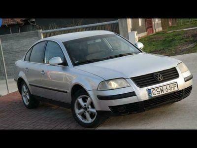 second-hand VW Passat - an 2004, 1.9 Tdi (Diesel)