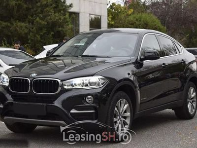 second-hand BMW X6 din 2016