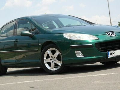 second-hand Peugeot 407 - an 2005, 2.0 hdi (Diesel)