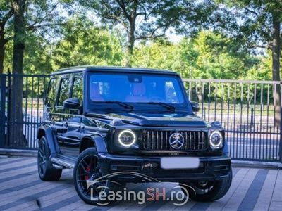 second-hand Mercedes G63 AMG AMG din 2020