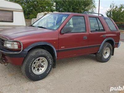 second-hand Opel Frontera