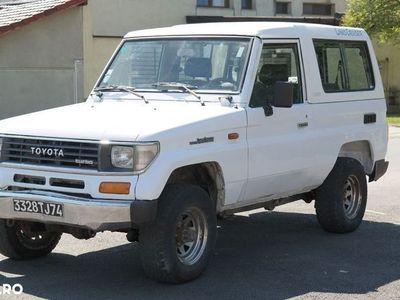 used Toyota Land Cruiser 4x4 LJ 73, 2.4 Diesel, an 1993