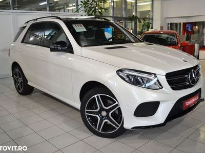 second-hand Mercedes GLE350