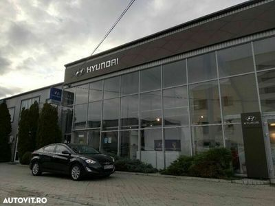 second-hand Hyundai Elantra 1.6