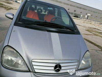 second-hand Mercedes A170 D