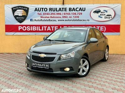 second-hand Chevrolet Cruze 1.6