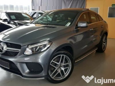 second-hand Mercedes GLE350 Coupe